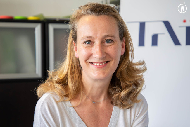 Rencontrez Laetitia, Directrice Commerciale - TAIGA