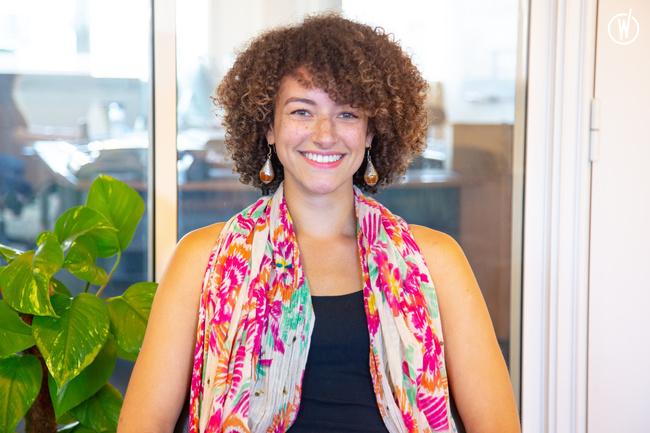 Rencontrez Suzie, Développeuse UX - Whaller