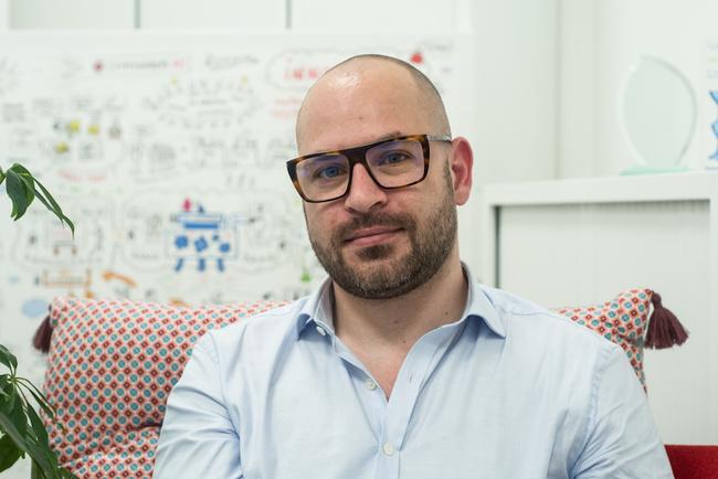 Rencontrez François, Customer Engagement Associate