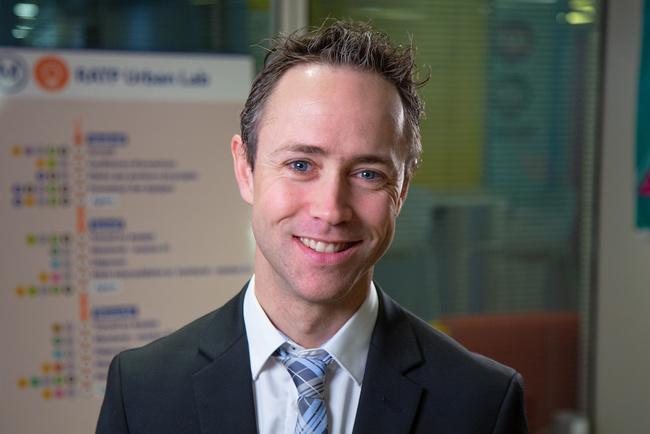 Rencontrez Eric, Chef de projet marketing services - RATP