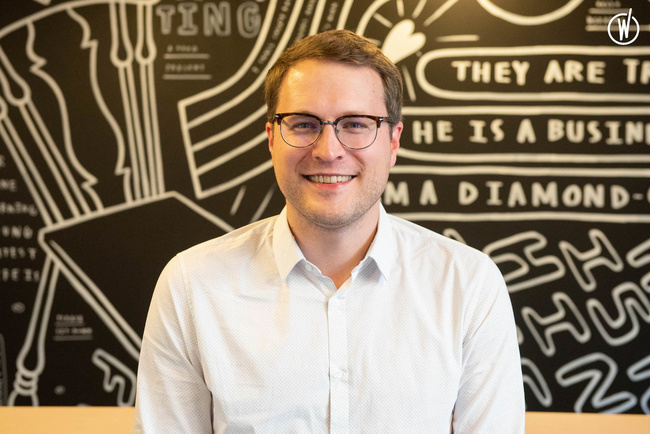 Rencontrez  Jean Baptiste, CEO