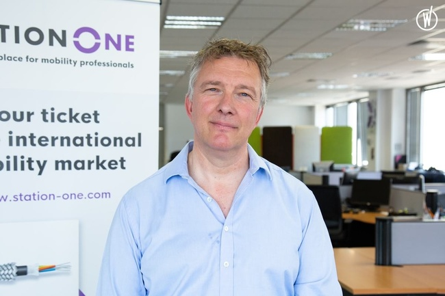 Meet Philippe, Sales & Marketing Director - StationOne