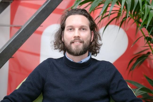 Rencontrez Mathieu, Développeur et associé