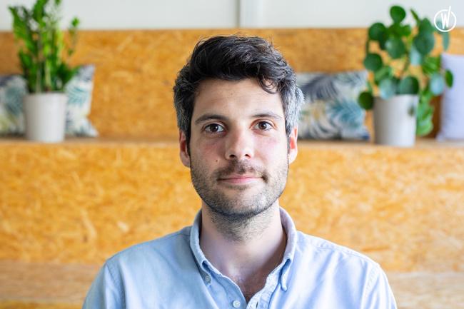 Rencontrez Matthieu, Chef de projets Travaux