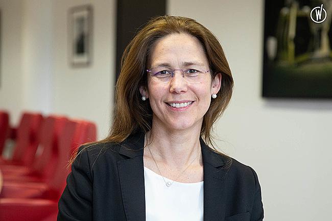 Meet Eva, Group HR Director - Stago