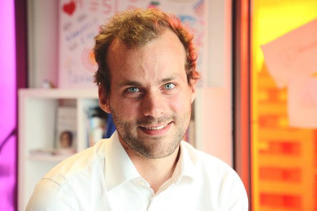 Rencontrez Jean-Frédéric, Responsable du Développement des Partenariats