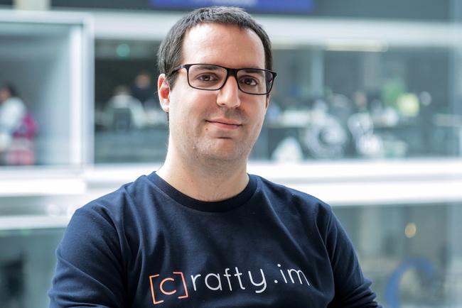 Rencontrez Emmanuel, CTO - Crafty