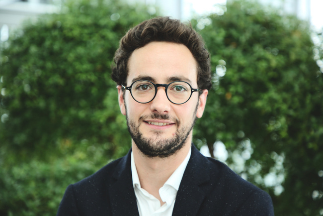 Rencontrez Antoine, Chef de projet Compliance
