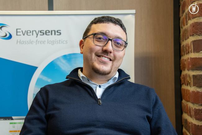 Rencontrez Dr. Youness Lemrabet, CEO - Everysens