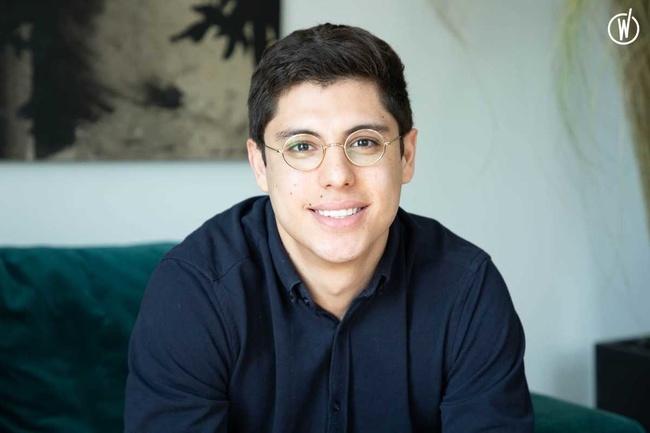 Rencontrez Gustavo, Business developer - Master The Monster