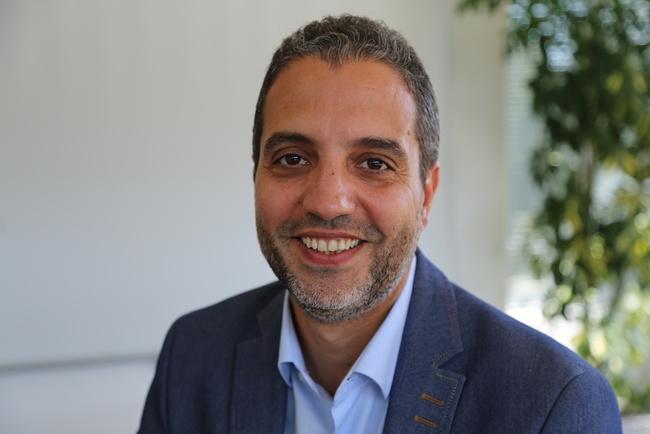Rencontrez Hakim, Directeur de Projets (STIME)