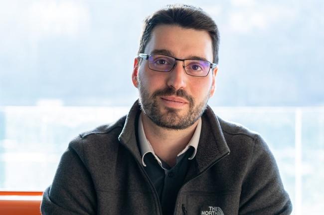 Rencontrez Guillaume, Architecte Web