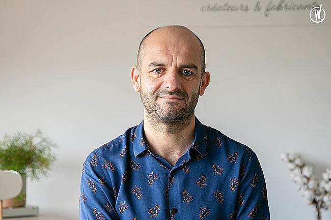 Rencontrez Simon, Directeur Général  - Les Chamanes