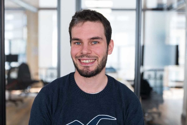 Meet Chris, Lead Developper