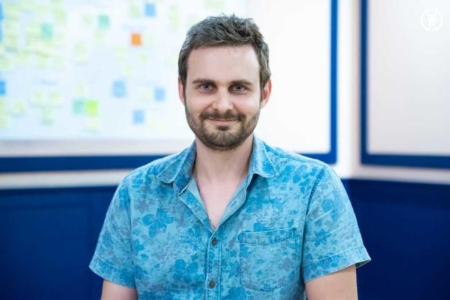 Rencontrez Igor, Développeur - Hawaii