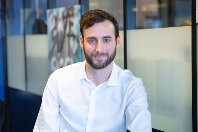Rencontrez Quentin, Consultant SI finance