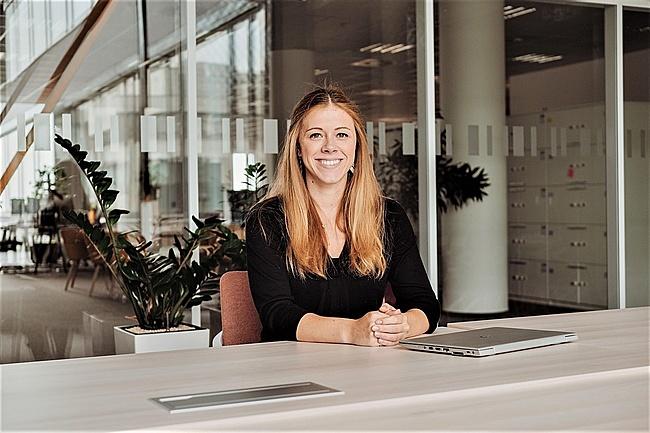 Simona Hamerníková, Team Leader v GBS P2P - Siemens - kanceláře