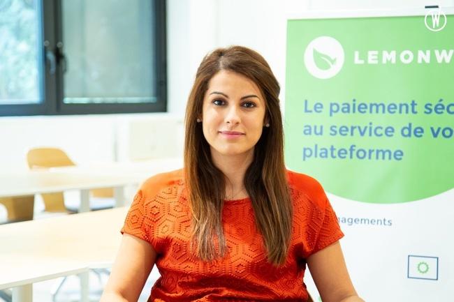 Rencontrez Karine, Chief Marketing & Communications Officer