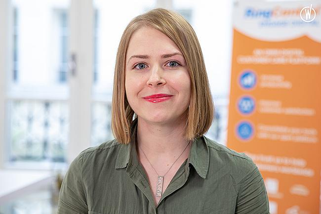 Rencontrez Darya, Enterprise Account Executive - RingCentral Engage Digital - RingCentral