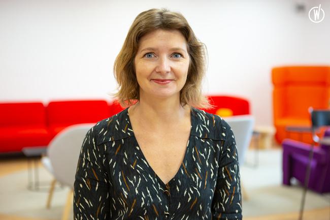 Rencontrez Séverine, Partner & Business Unit Director Healthcare - ALCIMED