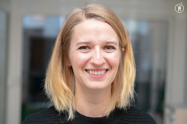 Rencontrez Christelle, Accompagnante pédagogique - NURSEA