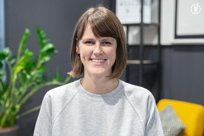 Rencontrez Elise Moutarlier, COO - Lovys