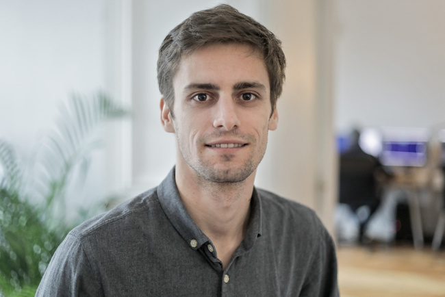 Meet Guillaume, CTO