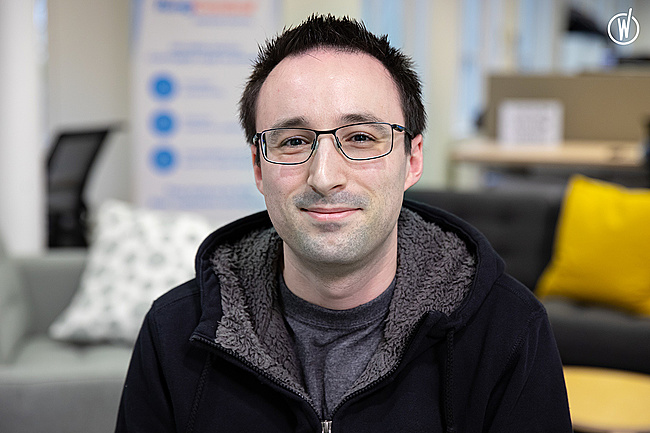 Rencontrez Yoann, Software Engineer - RingCentral Engage Digital - RingCentral