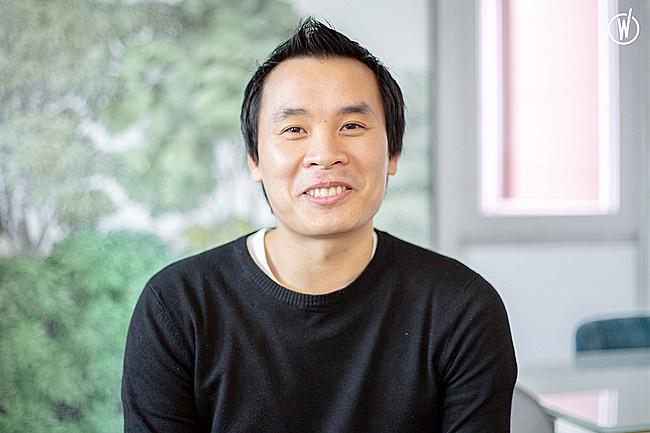 Rencontrez Viraxay, Chef de projet - Responsable Architecture Logicielle - Groupe Saretec