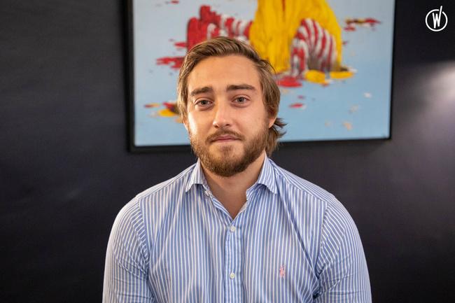 Rencontrez Nathan, Consultant Junior  - Twelve Consulting