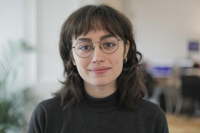 Rencontrez Gaëlle, Designer