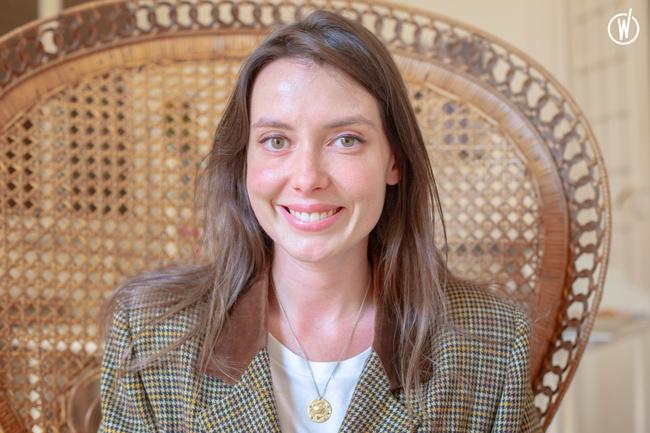 Rencontrez Pauline, Marketing Manager - Imparfaite.