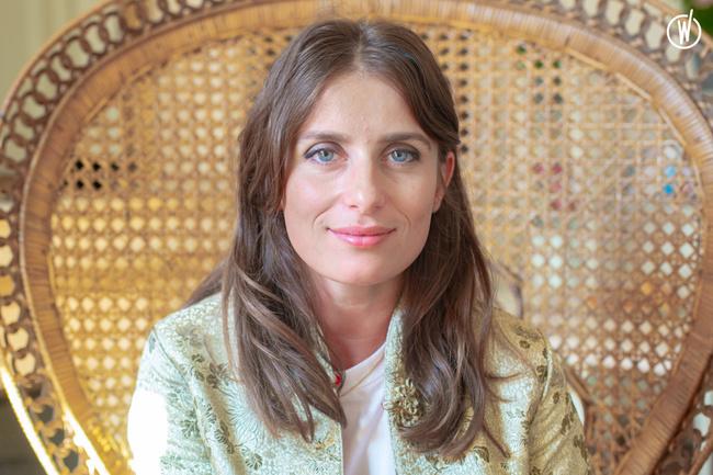 Rencontrez Lisa, Head of Sales - Imparfaite.