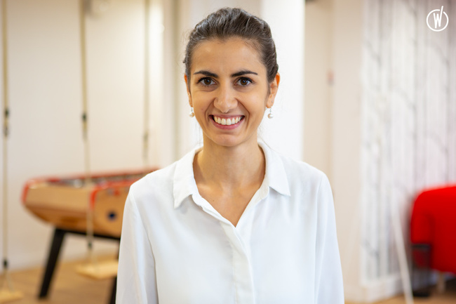 Rencontrez Marion, Business Development Manager - ALCIMED