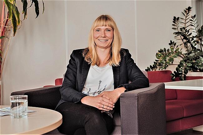 Lucie Gürtlerová, People & Leadership manager - Siemens - kanceláře
