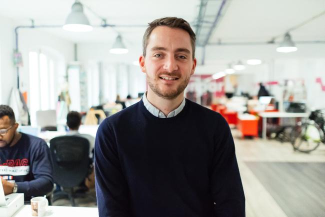 Rencontrez Loïc, Business Developper Smart City - Zenpark