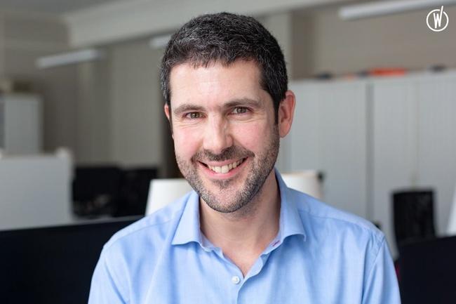 Rencontrez Nicolas, Managing Director - SCAPRIM