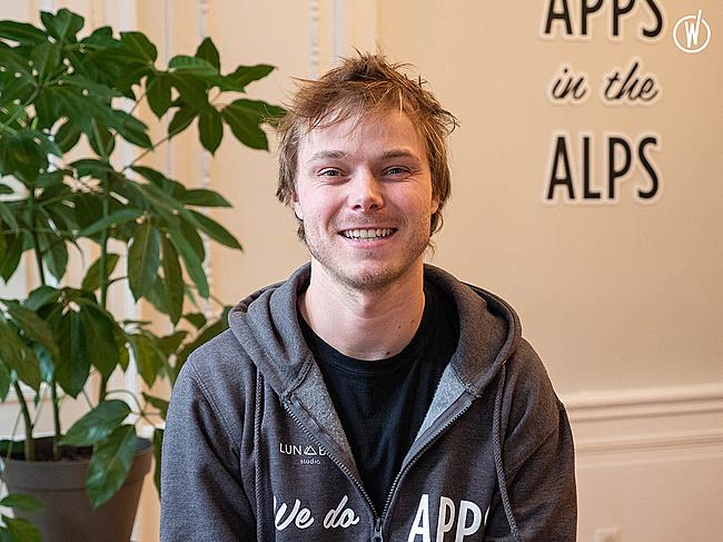 Meet Quentin, Dev IOS - Lunabee Studio