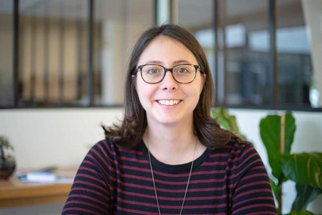 Rencontrez Marie Louise, Directrice des opérations - Agence IDIX