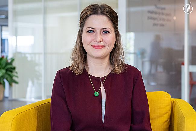 Rencontrez Hannah, Directrice des opérations - HelloAsso