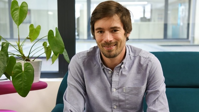 Rencontrez Guillaume, Co-Fondateur