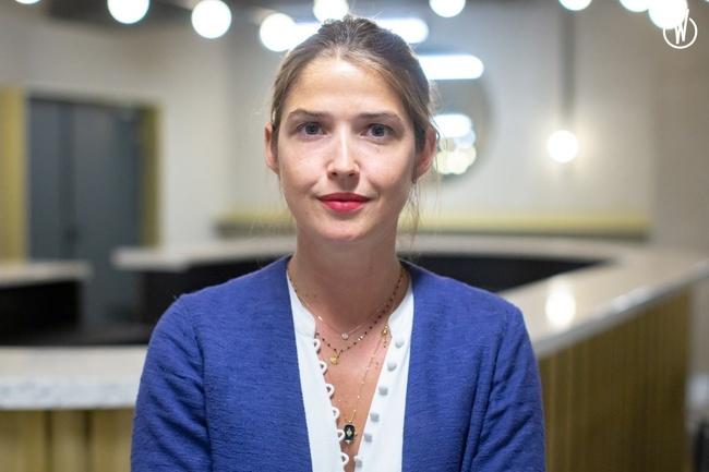 Rencontrez Ariane, CPO:CMO