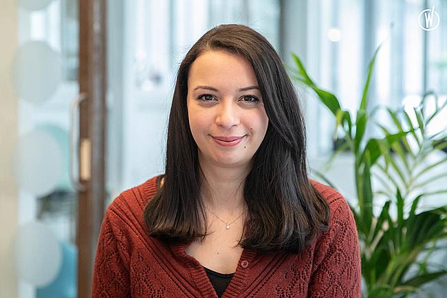 Rencontrez Imène, Manager IA Business - Axionable