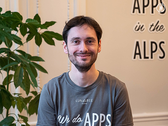 Rencontrez Nicolas, Lead Developer iOS - Lunabee Studio