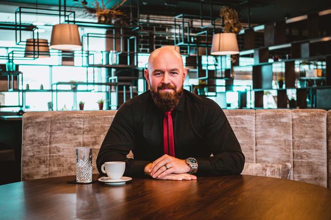 Jaroslav Kotík, F&B Manager, Clarion Hotel Prague Old Town - CPI Hotels