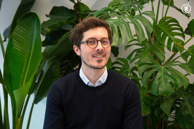 Rencontrez Alexandre, Strategy Director - tigrz.paris