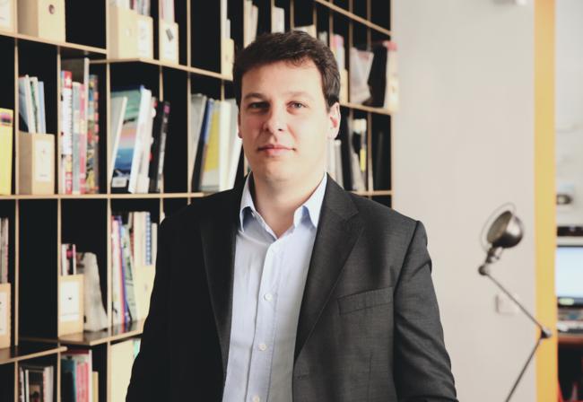 Rencontrez Jean-Sébastien, Directeur Général