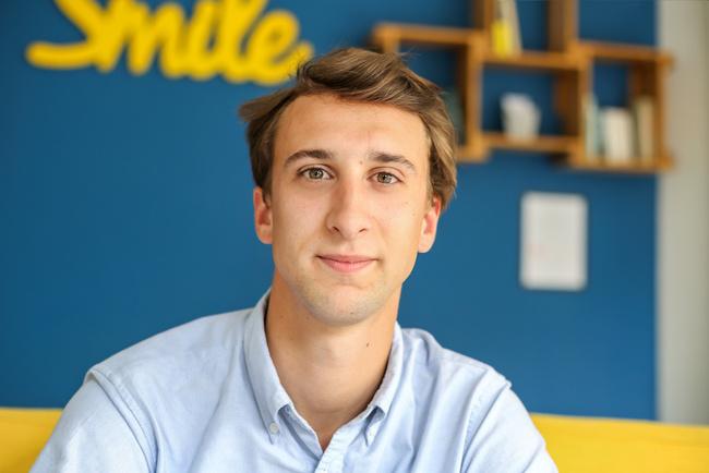 Rencontrez Augustin, Head of Growth