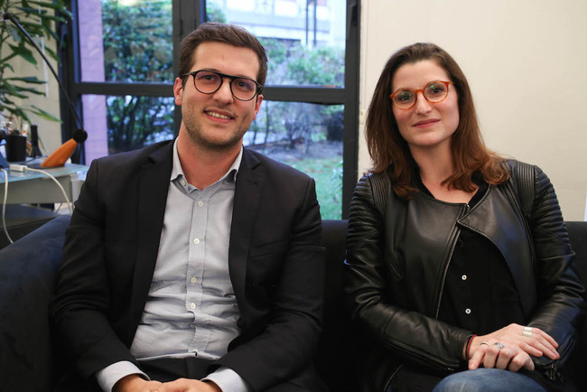 Rencontrez Valentine, Consultante digital et Colin, Consultant Achats