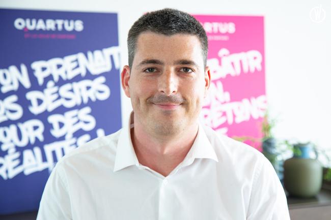 Rencontrez Julien, Directeur National de l'Exploitation - QUARTUS